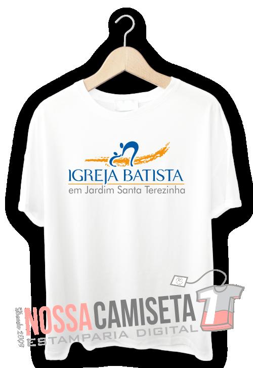 Camiseta  Igreja Batista Ulisses