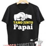 Camiseta Tamo Junto Papai