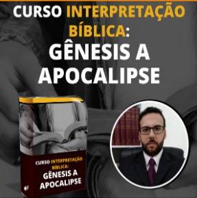 Curso Interpretação Bíblica Genesis a Apocalipse