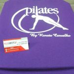 camiseta pilates by renata carvalho