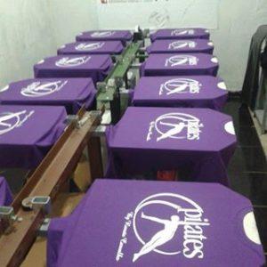 camiseta roxa pilates by renata carvalho