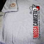 Camisa de Empresa Personalizada