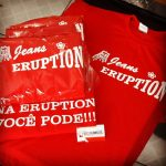 Camiseta Jeans Eruption Eventos
