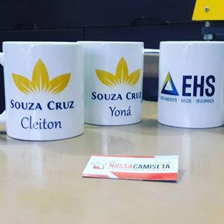 Caneca Souza Cruz