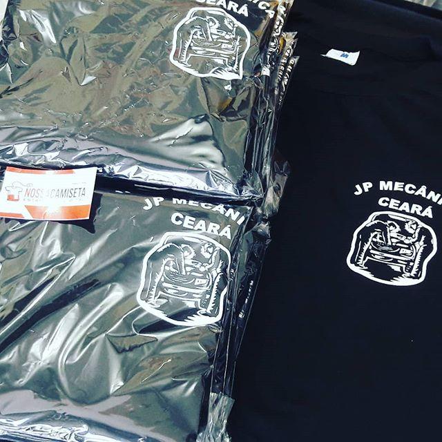 Camiseta Oficina JP Mecânica Ceará