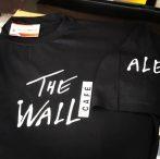 Camiseta The Wall Café