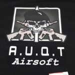Camiseta Time AUQT Airsoft