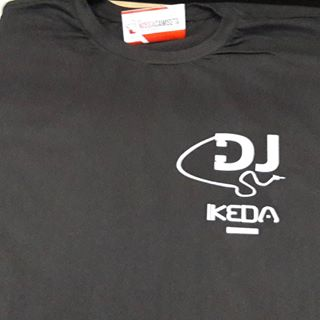 Camiseta DJ Ikeda