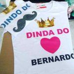 camisetas personalizadas preço