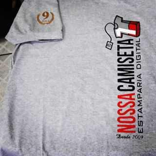 d8f3f694cb157 Nossa Camiseta | Camiseta Personalizada Transfer, Silk Screen, Sublimação e  Power Film.