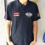 Camisa polo Coca-Cola FEMSA