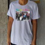 Camisetas com fotos e frases
