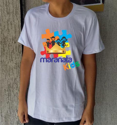 Camiseta Maranata Kids